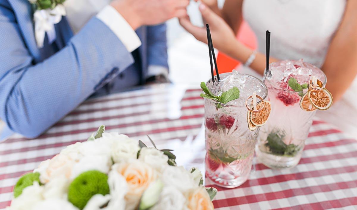 Getränke für eure Hochzeit