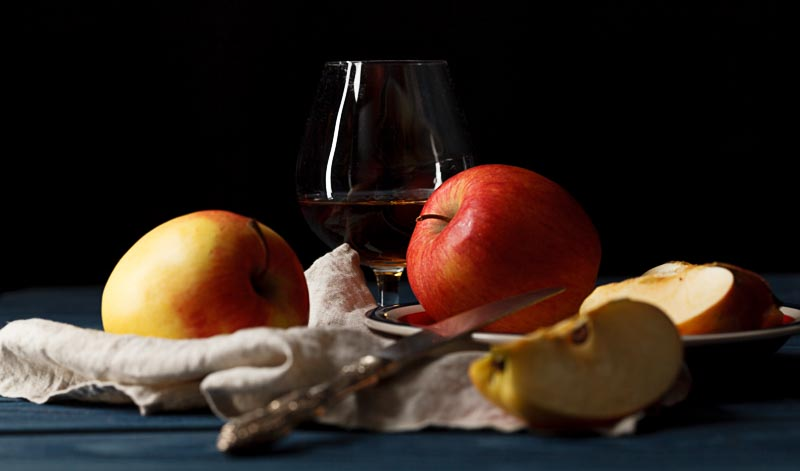 Was ist Calvados und wie wird er hergestellt?