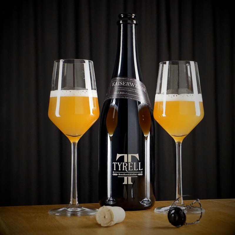 Tyrells Biermenü ist ein super Geschenk für Bierfans!