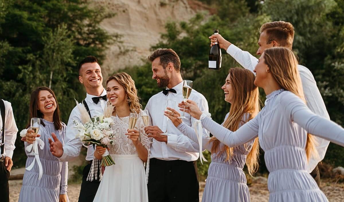 Viele eurer Hochzeitsgäste freuen sich ebenfalls über hochwertige alkoholfreie Drinks!