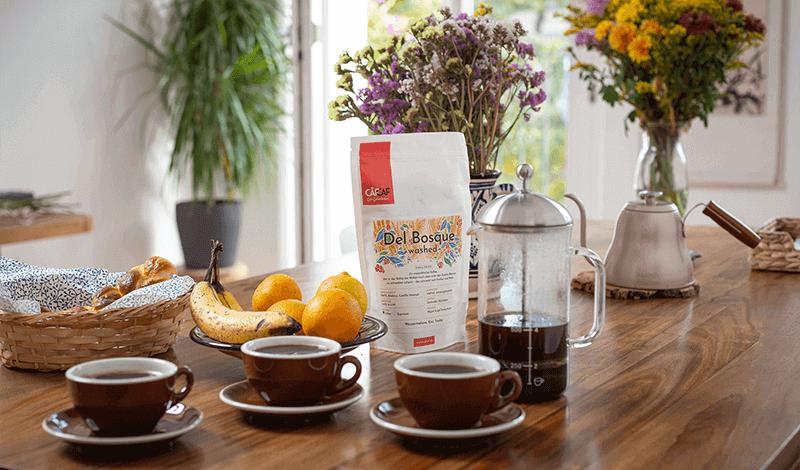 CafCaf Direct Trade Kaffee ist das perfekte Geschenk für Weltverbesserer