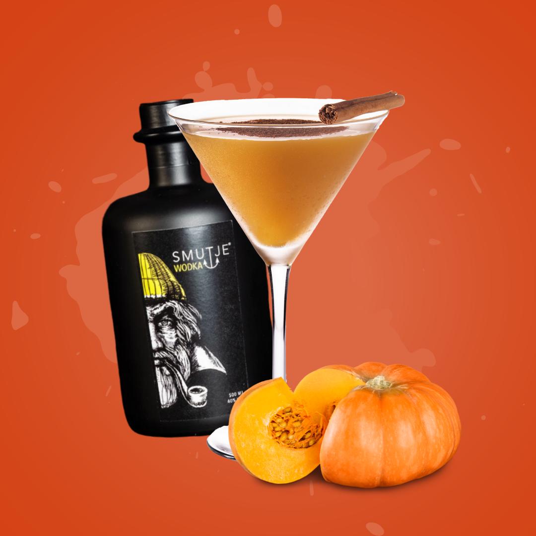 Orange für kalte Tage: Der Pumpkin Martini