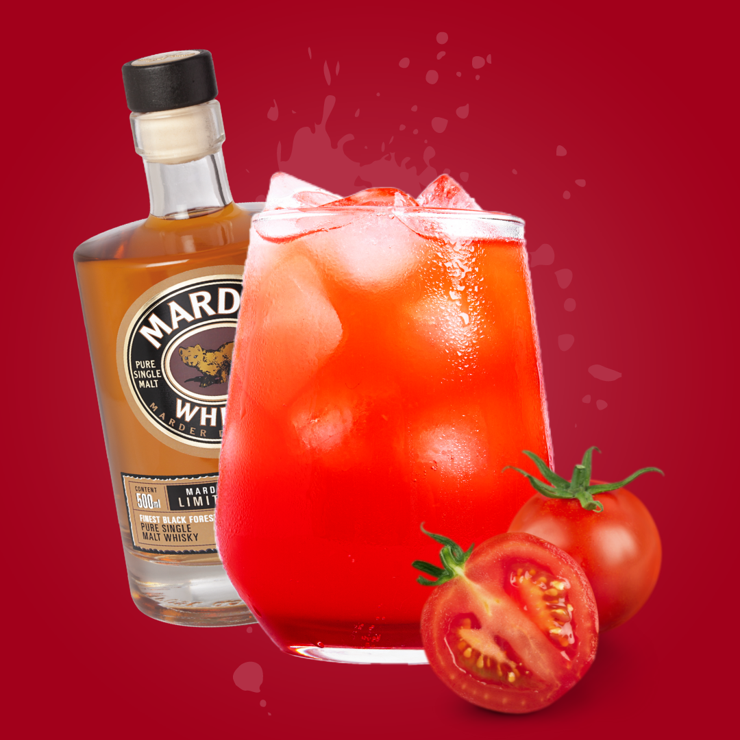 Unser rotes Cocktailrezept: Der feurige Red Devil mit Whisky