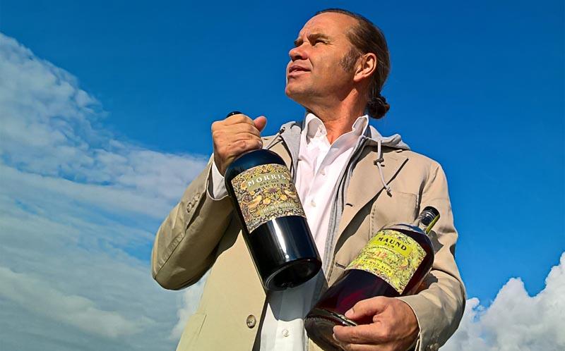 Wild Alps Maund Rum 12 Years verschenken