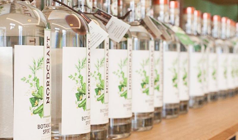 Nordcraft Dry Botanical Spirit verschenken
