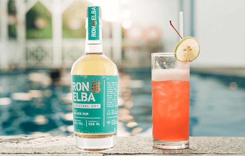 Ron Elba Golden Dry Rum verschenken