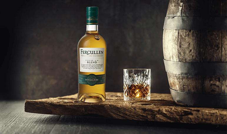 Fercullen Irish Blend Whisky - perfekt zum Verschenken