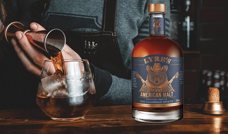 Alkoholfreier Whisky von Lyre's verschenken