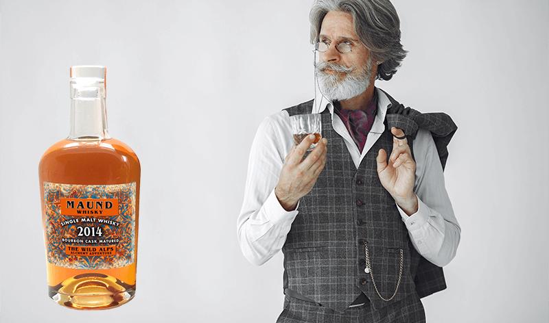 Maund Single Malt Whisky als besonderes Geschenk