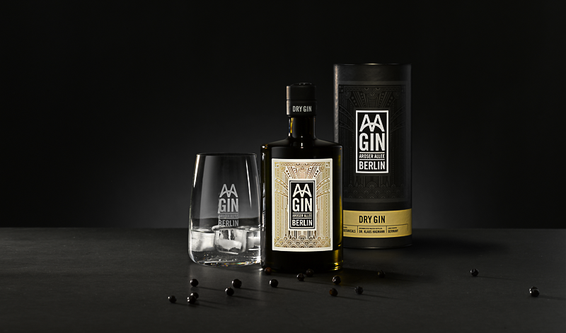 AA Gin Ambiente