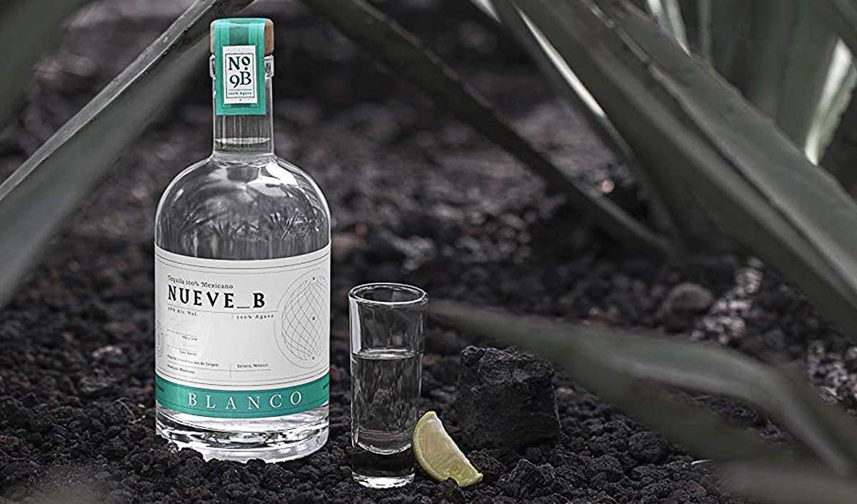 Nueve B Tequila Blanco Beauty Shot