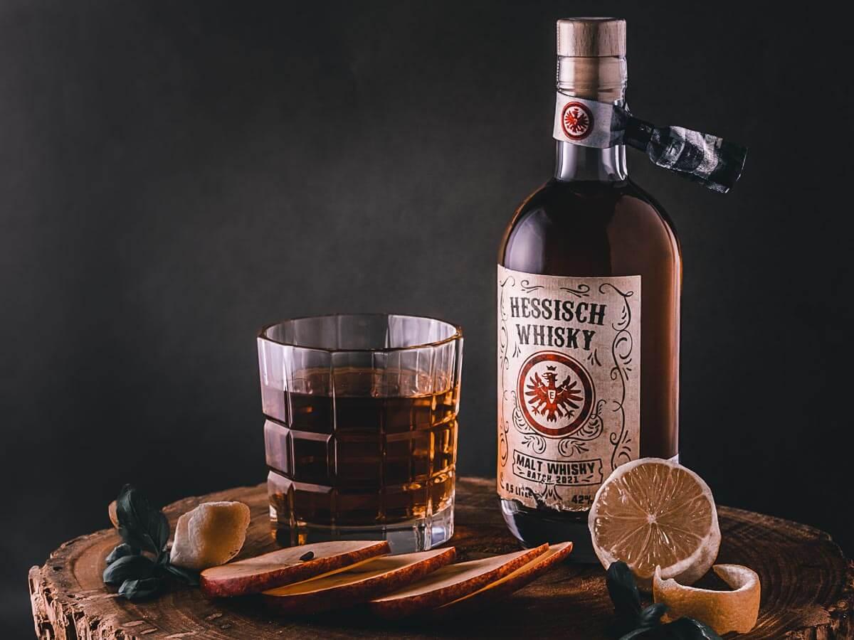 Hessisch Whisky - Eintracht Frankfurt Malt Whisky