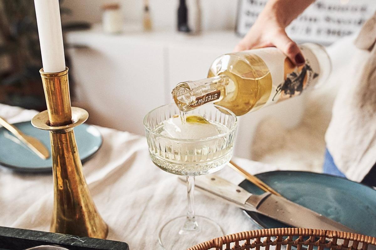 Steinwild Vermouth Beauty Shot