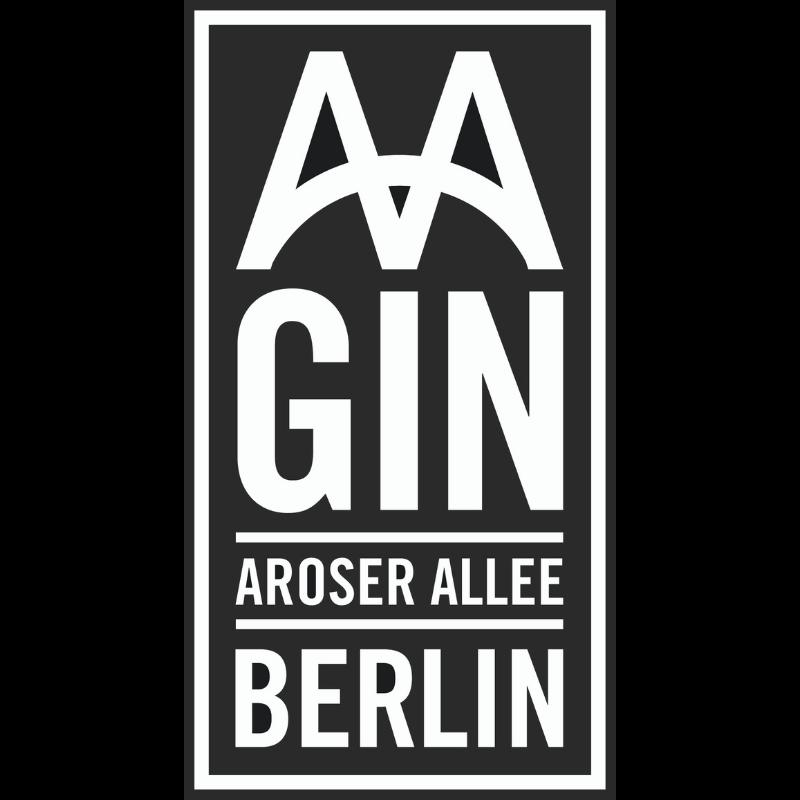 AA Gin Logo