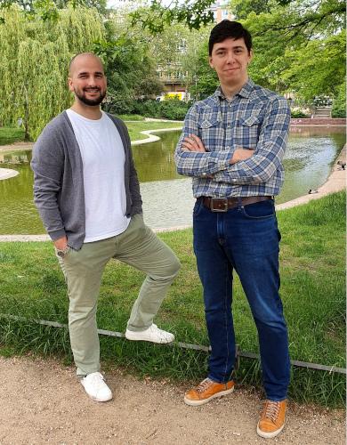 Yascha und Alex - Die Gründer von Honest & Rare