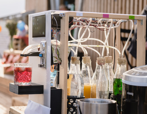 Mixorama Cocktail-Roboter