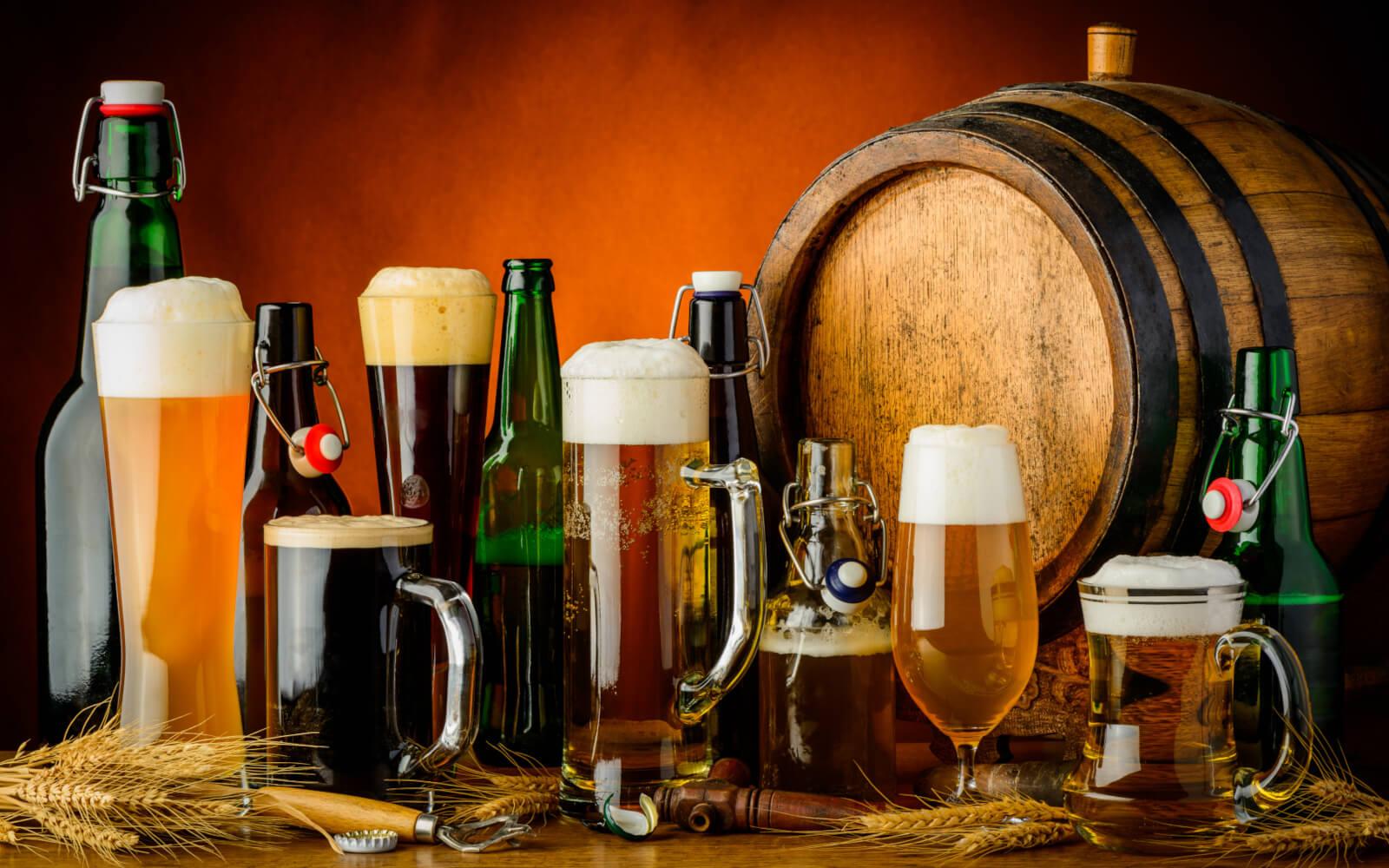 Bier Online Tasting
