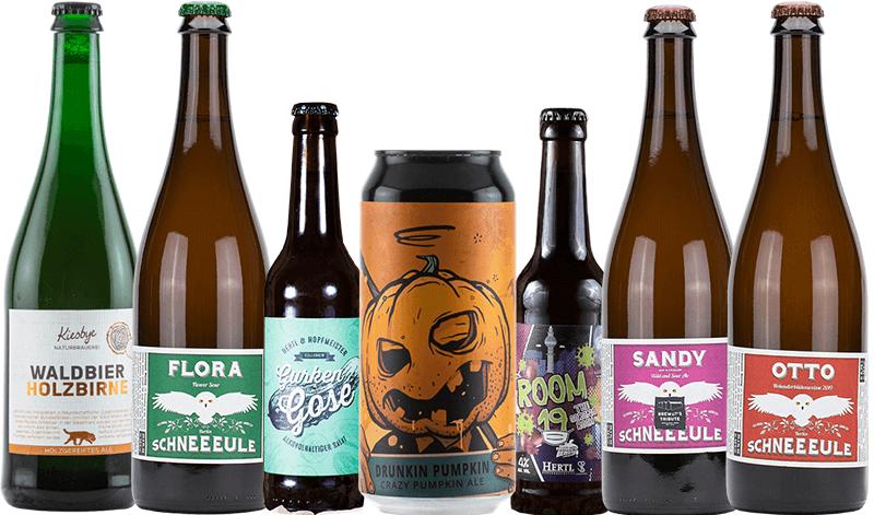 Craft Beer Set für Teamevent oder Firmenfeier