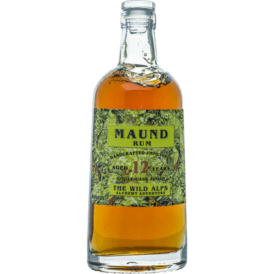 The Wild Alps - Maund Rum 12 Years