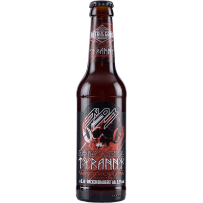 HEAVY METAL TYRANNY RAM - Warrior IPA