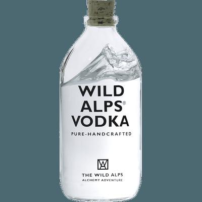WILD ALPS VODKA - Pure