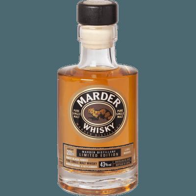 Marder Single Malt Whisky - Limited Edition 2021, 200ml