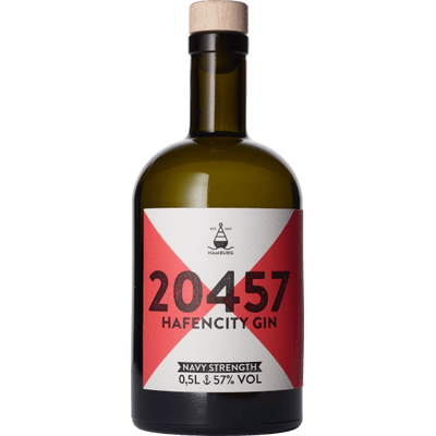 20457 Hafencity Gin Navy Strength