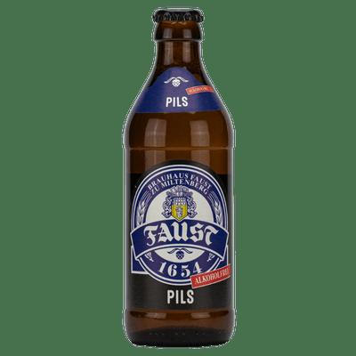 Brauhaus Faust Pils alkoholfrei