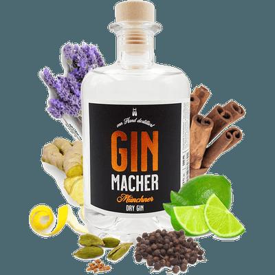 Ginmacher Gin — 100ml