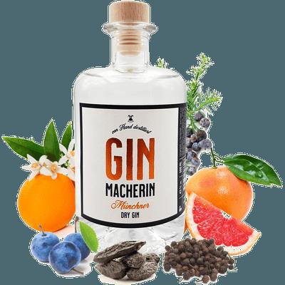 Ginmacherin Gin