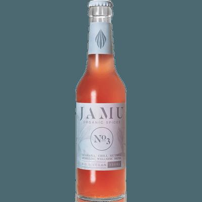 6x Bio Jamu No3 - Energiespender mit stimulierendem Effekt