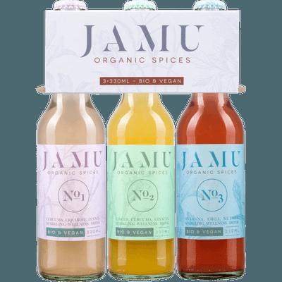 Beauty & Energie Boost - 6x Limonade von Jamu