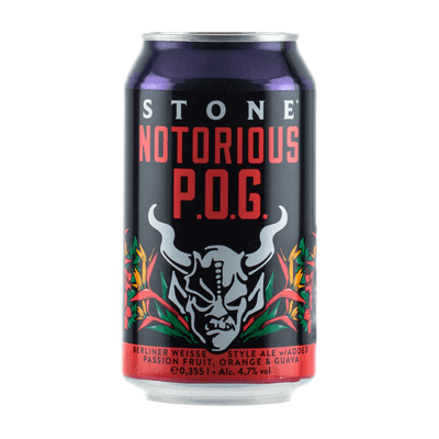Stone Brewing Notorious P.O.G. Berliner Weisse Style Ale