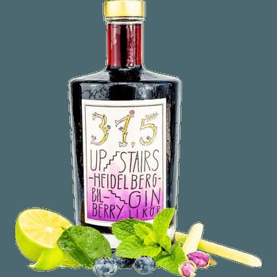 Bilberry Dry Gin