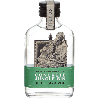Concrete Jungle Gin 100ml