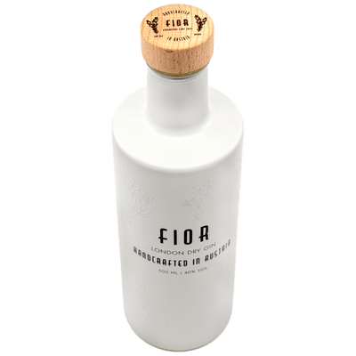 Gin FIOR - London Dry Gin Flasche