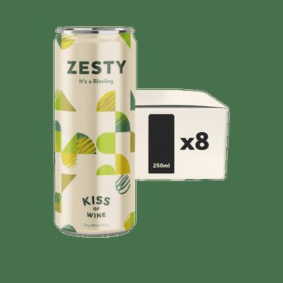 8x Zesty - Riesling