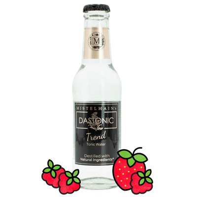 3x Mistelhain DASTONIC Trend - Tonic Water