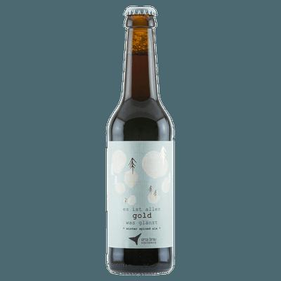 Orca Brau Es ist alles Gold was glänzt - Winter Spiced Ale