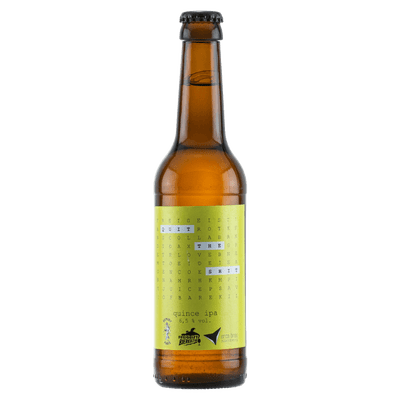Orca Brau Quit The Shit Quince IPA