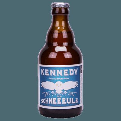 Schneeeule Kennedy Berliner Weisse