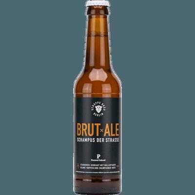 Schoppe Bräu Brut X Ale