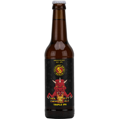 Schoppe Bräu Holy Shit Endboss Ale - Triple IPA