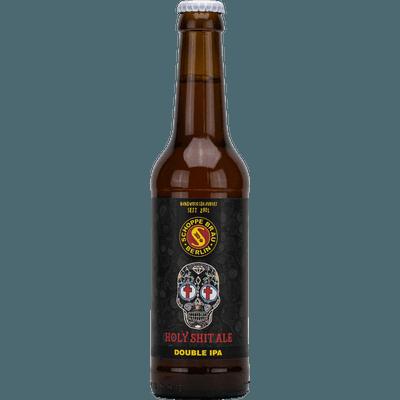 Schoppe Bräu Holy Shit Ale - Double IPA
