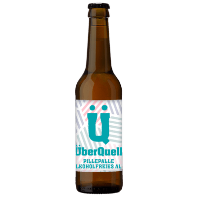 ÜberQuell Pille Palle - alkoholfreies Pale Ale