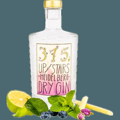 315 Upstairs Heidelberg Dry Gin mit allen Botanicals
