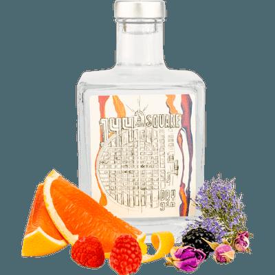 144 Square Mannheim Dry Gin mit Botanicals