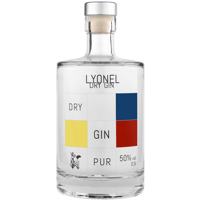 Wiegand Manufactur Weimar Lyonel Dry Gin BIO