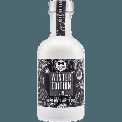 Monsieur Sauer Winter Edition Gin — 200ml