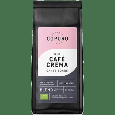 Copuro Bio Café Crema Ganze Bohne